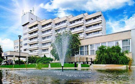 3 až 6denní wellness pobyt s bohatým programem pro 2 v hotelu Hviezda na Slovensku