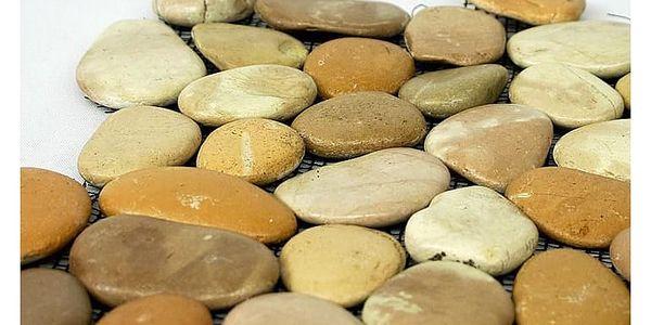 Mozaika Garth říční oblázky - obklady 30 x 30 cm2