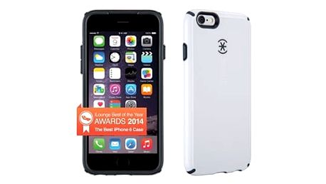 Speck CandyShell, white/charcoal grey- iPhone 6/6s