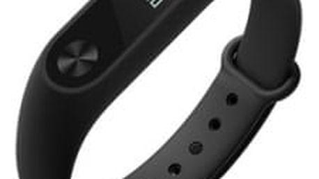 Fitness náramek Xiaomi MiBand 2 (472291) černý
