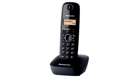 Domácí telefon Panasonic KX TG1611FXH DECT (KX-TG1611FXH) šedý