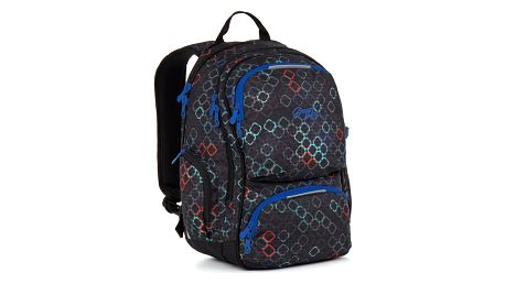 Studentský batoh Topgal HIT 887 A - Black