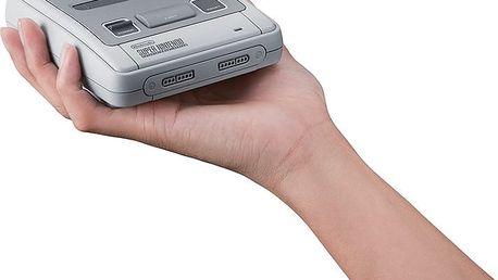 Nintendo Classic Mini: Super Nintendo Entertainment System - NICH015