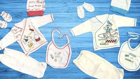 5 dílné sety pro miminka