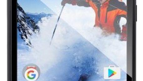 Evolveo StrongPhone G4, černá