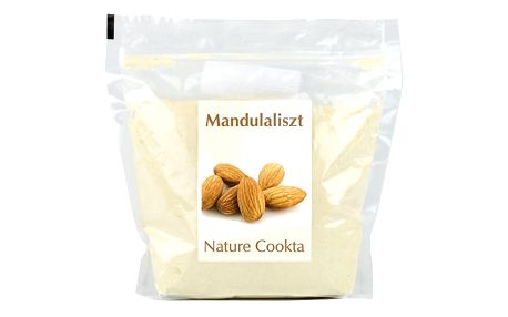 NATURECOOKTA Mandlová mouka 500 g