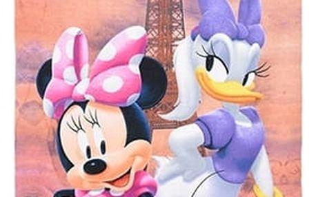 Dětská osuška Minnie Mouse a Daisy