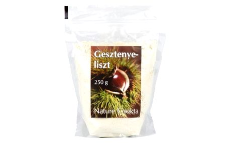 NATURECOOKTA Kaštanová mouka 250 g