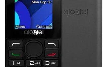 Mobilní telefon ALCATEL 1054D (1054D-3AALCZ1) šedý