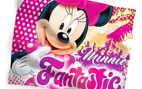 Dětský ručník Minnie Mouse - Fantastic
