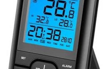 Meteorologická stanice Hyundai WS 1070 černá