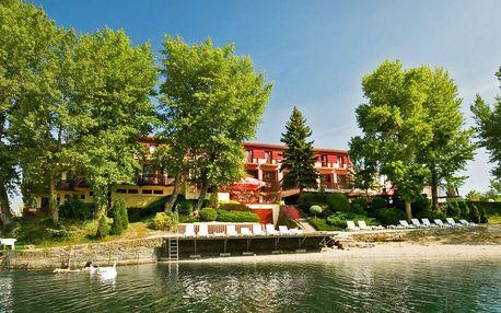 Léto u Slunečních jezer s wellness a snídaní