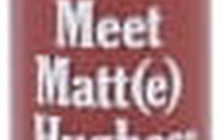 TheBalm Meet Matt(e) Hughes 7,4 ml rtěnka pro ženy Charming