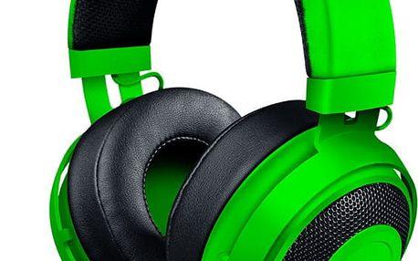 Razer Kraken Pro V2 Oval, zelená - RZ04-02050600-R3M1