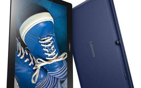 Dotykový tablet Lenovo TAB 2 A10-30 16GB LTE (ZA0D0045CZ) modrý Čistící gel ColorWay CW-5151 (zdarma)Software F-Secure SAFE 6 měsíců pro 3 zařízení (zdarma)SIM s kreditem T-Mobile 200Kč Twist Online Internet (zdarma) + Doprava zdarma