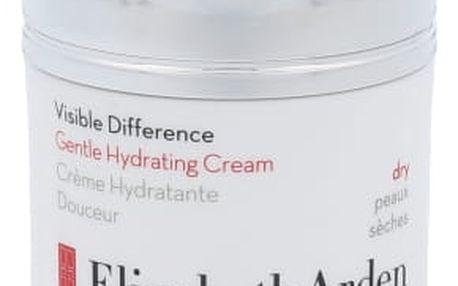 Elizabeth Arden Visible Difference Gentle Hydrating Cream 50 ml denní pleťový krém proti vráskám pro ženy