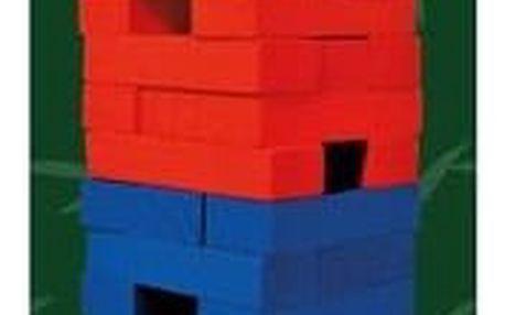 Hra Albi Věž velká barevná s kostkou