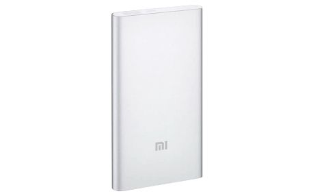 Power Bank Xiaomi 5000mAh SLIM (NDY-02-AM) hliník