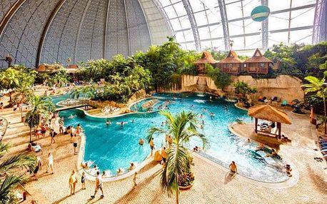 Zájezd do německého aquaparku Tropical Island pro 1 osobu