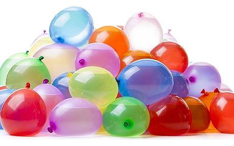 BALLOON BONANZA Rychle-plnící balóny s vodou 120 ks