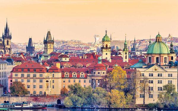 Ubytování pro dva v centru Prahy v hotelu Bílý lev