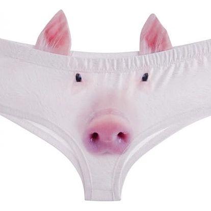 Dámské vtipné kalhotky se zvířátky - 5 variant