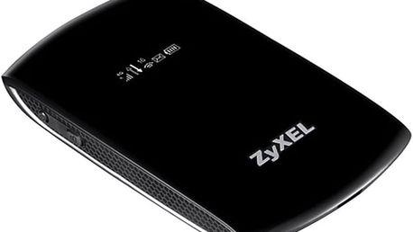 Zyxel WAH7706 Přenosný router 4G LTE - WAH7706-EU01V2F + T-mobile Twist Online Internet, SIMka / microSIMka s kreditem 200 Kč