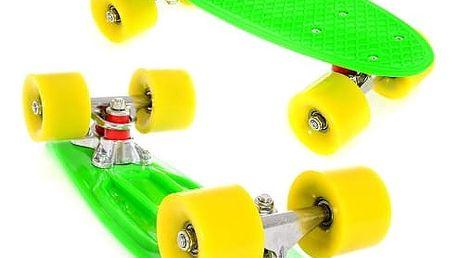Penny board Fish F1 GREEN