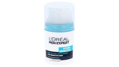 L´Oréal Paris Men Expert Hydra Sensitive Protecting Moisturiser 50 ml denní pleťový krém pro muže