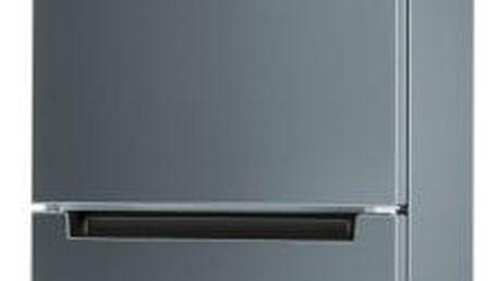 Kombinace chladničky s mrazničkou Indesit LR8 S2 X B nerez + DOPRAVA ZDARMA
