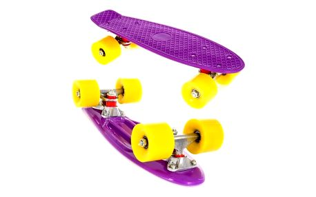 Penny board Fish F1 VIOLET