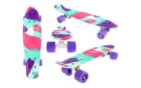 Penny board Fish F6 BRUSH
