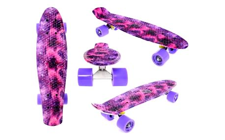 Penny board Fish F6 GALAXY