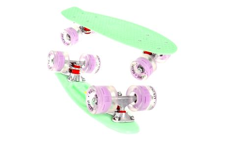 Penny board Fish LED F2 MINT