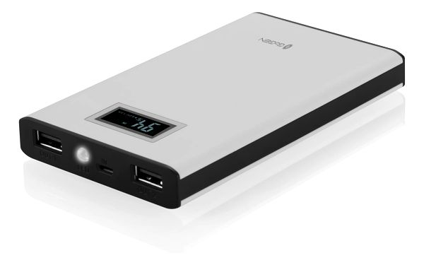 Powerbank GoGEN 8000mAh, display (GOGPBD80005WB) černá/bílá4