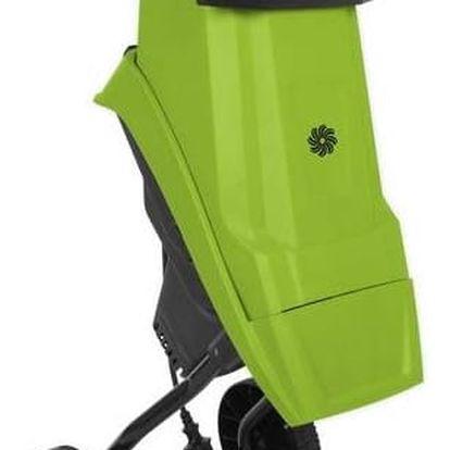 Drtič zahradního odpadu Fieldmann FZD 4010 E, 2 500 W + Doprava zdarma