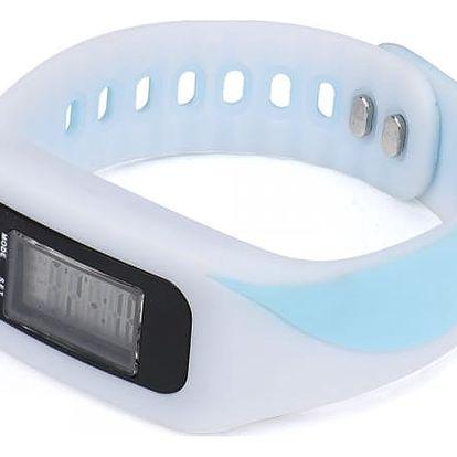 Digitální hodinky s krokoměrem - 6 barev - dodání do 2 dnů