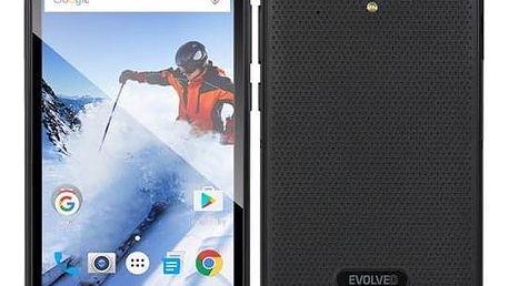 Mobilní telefon Evolveo StrongPhone G4 (SGP-G4-B) černý Software F-Secure SAFE 6 měsíců pro 3 zařízení (zdarma)SIM s kreditem T-Mobile 200Kč Twist Online Internet (zdarma) + Doprava zdarma