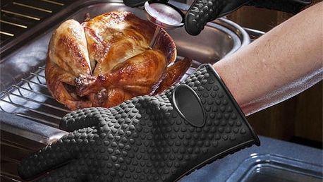 Tepluvzdorná rukavice na grilování - 5 barev