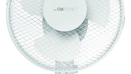 Ventilátor stolní Clatronic VL 3601 bílý