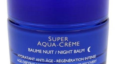 Guerlain Super Aqua Créme Night Balm 50 ml noční pleťový krém tester pro ženy