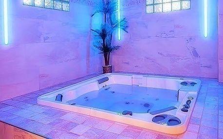 3 až 8denní romantický wellness pobyt pro 2 v hotelu Subterra v Krušných horách