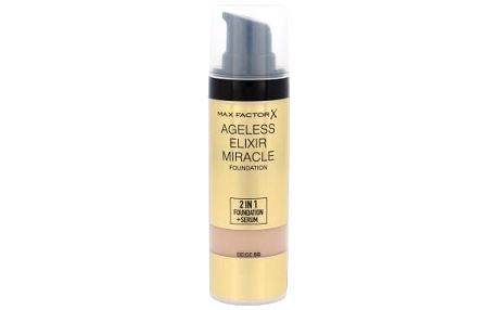 Max Factor Ageless Elixir 2in1 Foundation + Serum SPF15 30 ml makeup pro ženy 55 Beige