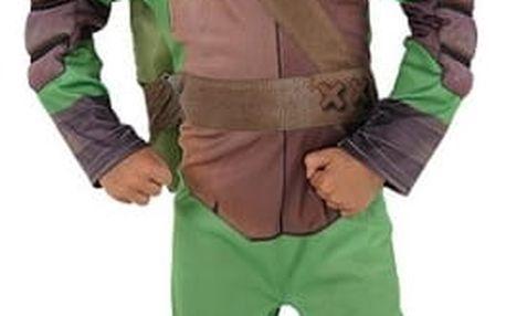 Kostým želvy TMNT Child Deluxe - licenční kostým