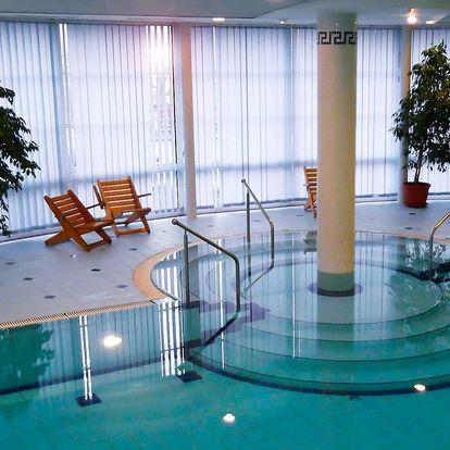 Relax pro 2 v Beskydech s polopenzí a wellness