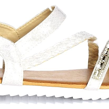 Dámské sandály G33-3SI 40