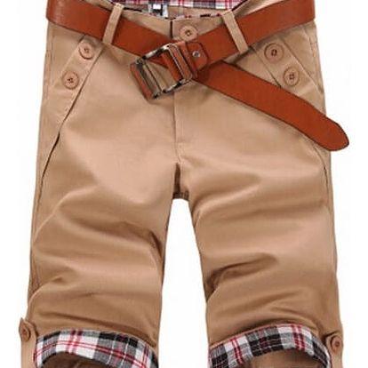 Stylové pánské šortky v ležérním stylu - 7 barev