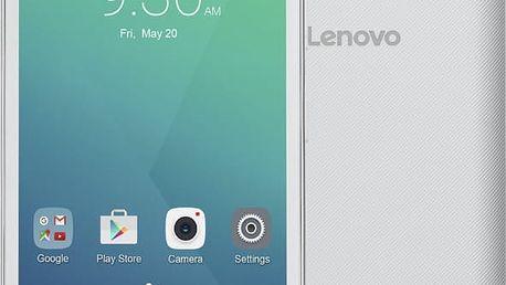 Lenovo A Plus - 8GB, Dual Sim, bílá - PA4S0051CZ
