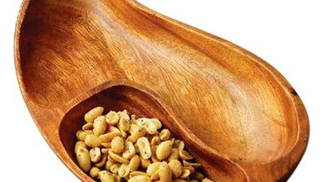 Servírovací miska z akátového dřeva Premier Housewares Socorro Woodes