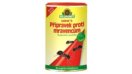 NEUDORFF Loxiran - S - přípravek proti mravencům 100 g CZ